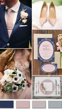 1000+ ideas about Navy Pink Weddings on Pinterest | Pink ...