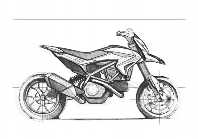 17 Best images about Motorcycle sketches on Pinterest