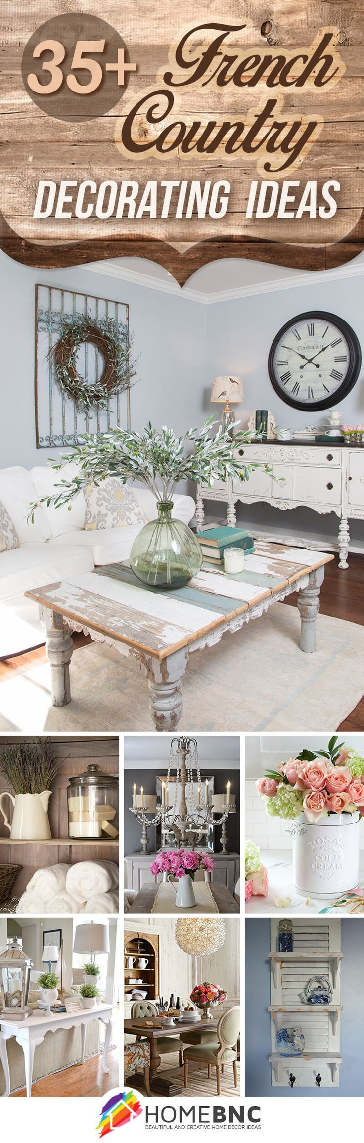Best 25 French country decorating ideas on Pinterest  Rustic farmhouse Country paint colors