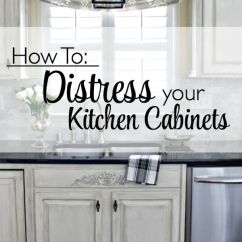 How To Refinish Kitchen Sink Pulls And Knobs Best 20+ Distressed Cabinets Ideas On Pinterest