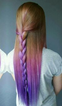 Best 20+ Colored hair tips ideas on Pinterest