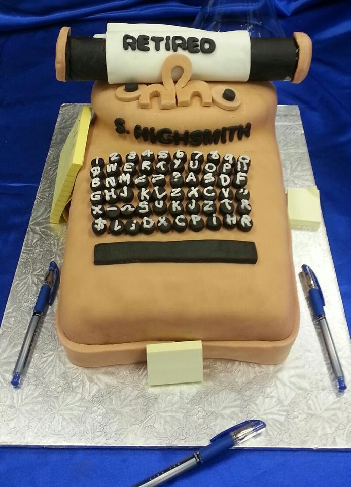 17 Best images about Retirement cakes on Pinterest  Retirement party cakes Retirement cakes