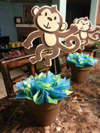 Best 20+ Baby shower monkey ideas on Pinterest
