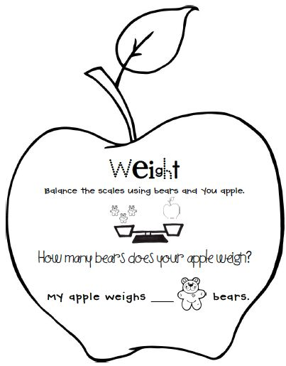 121 best images about Apples lesson plans on Pinterest