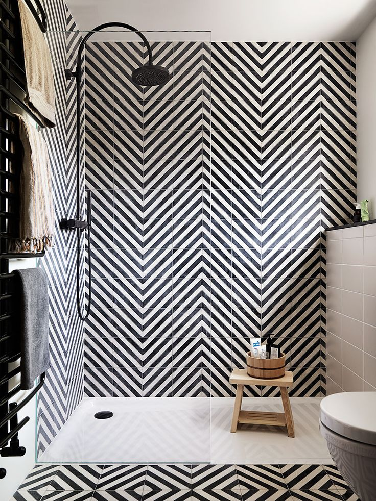 Best 25+ Black and white tiles ideas on Pinterest