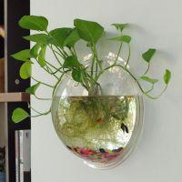 New! wall mounted fish tank - betta bubble aquarium ...