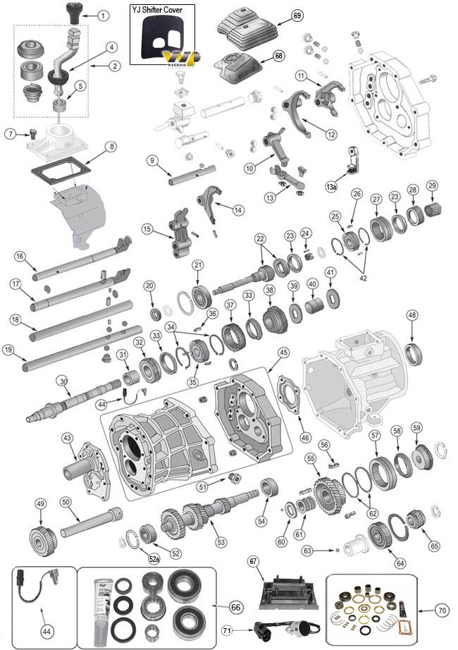 21 best images about 93-98 Grand Cherokee ZJ Parts