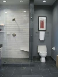 Best 20+ Slate tile bathrooms ideas on Pinterest