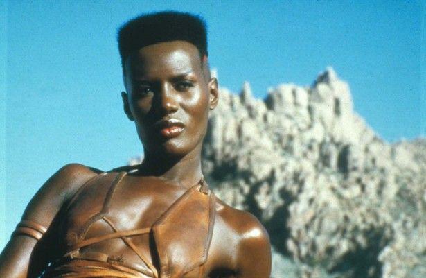 Grace Jones As Zula In Conan The Destroyer Httpwww
