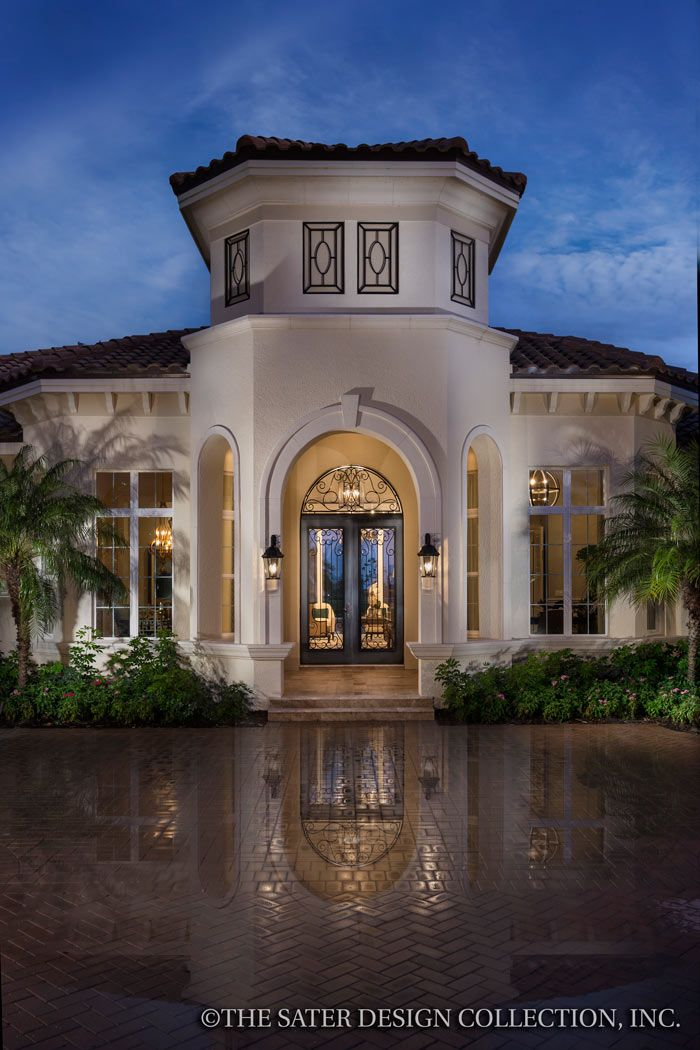 Dan sater luxury home plans for House plans luxury
