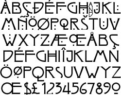 17 Best images about Arts & Crafts Typography on Pinterest
