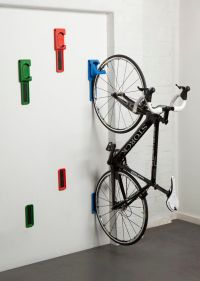 Best 25+ Hanging bike rack ideas on Pinterest | Wall bike ...
