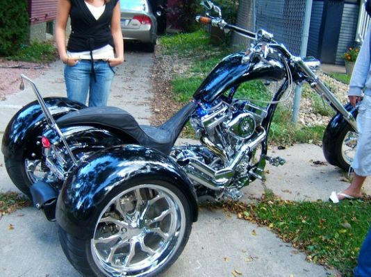 111 Best Tricked Out Trikes Images On Pinterest