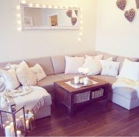 25+ best ideas about Cute living room on Pinterest   Black ...