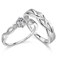 17+ best ideas about Couple Rings on Pinterest | Promise ...