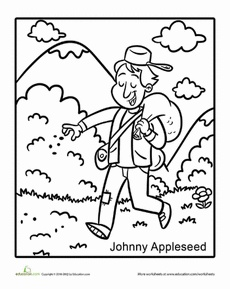 20 best images about Johnny Appleseed on Pinterest