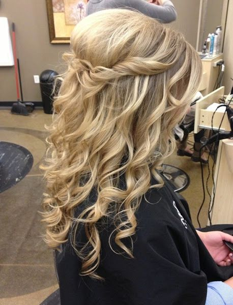 25 Best Ideas About Easy Prom Hairstyles On Pinterest Easy Prom