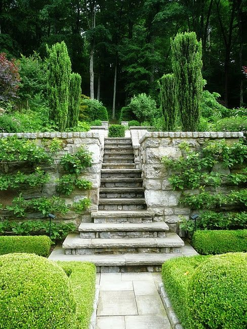 Best 25 Garden Stairs Ideas On Pinterest Garden Steps