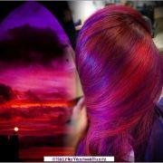 ideas crimson hair