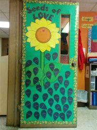 Seeds of Love! - Flower Themed Spring Bulletin Board ...