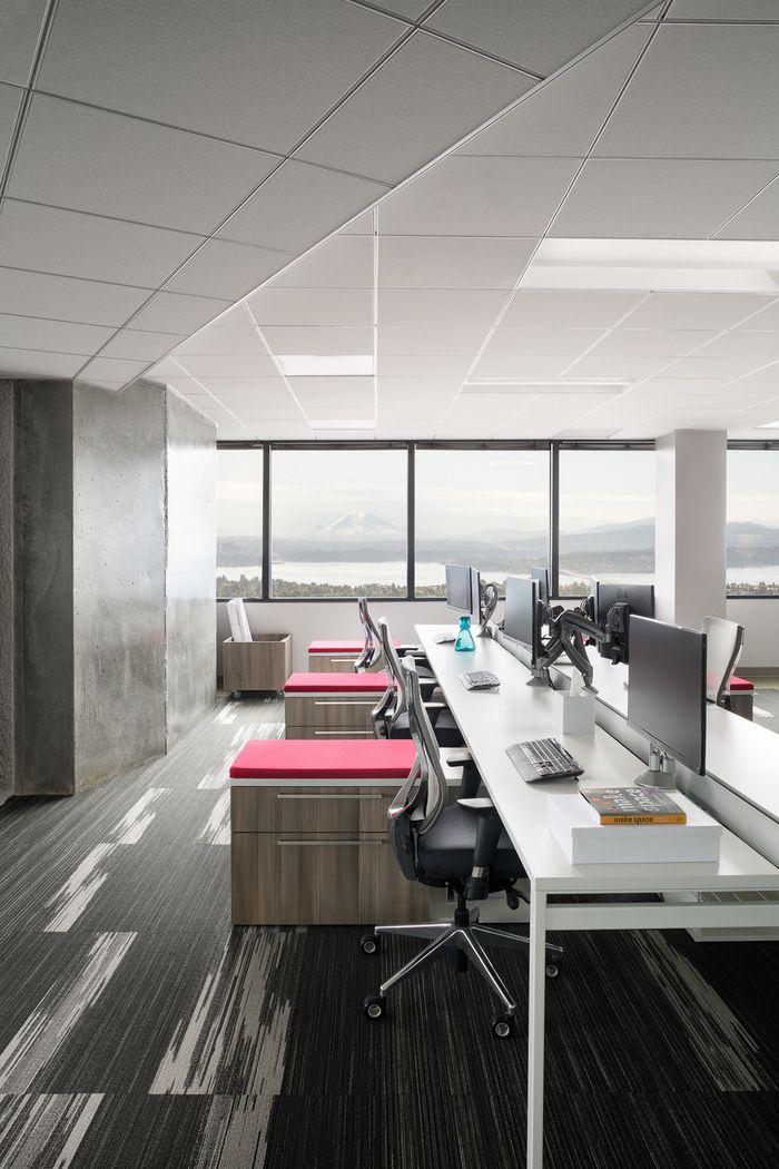 25+ best ideas about Open office design on Pinterest