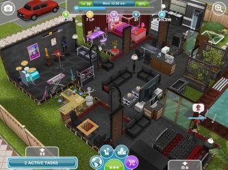 sims freeplay houses play sim ebony simsfreeplay uploaded user