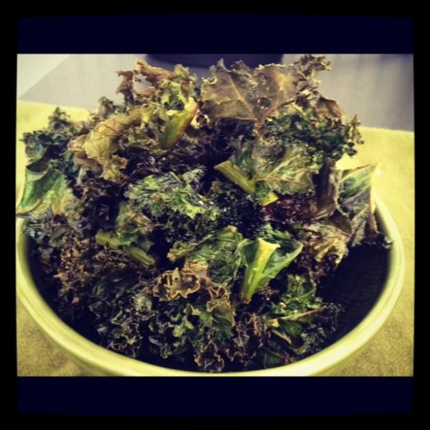 kale ldquo chips rdquo sides perhaps pinterest recipe and