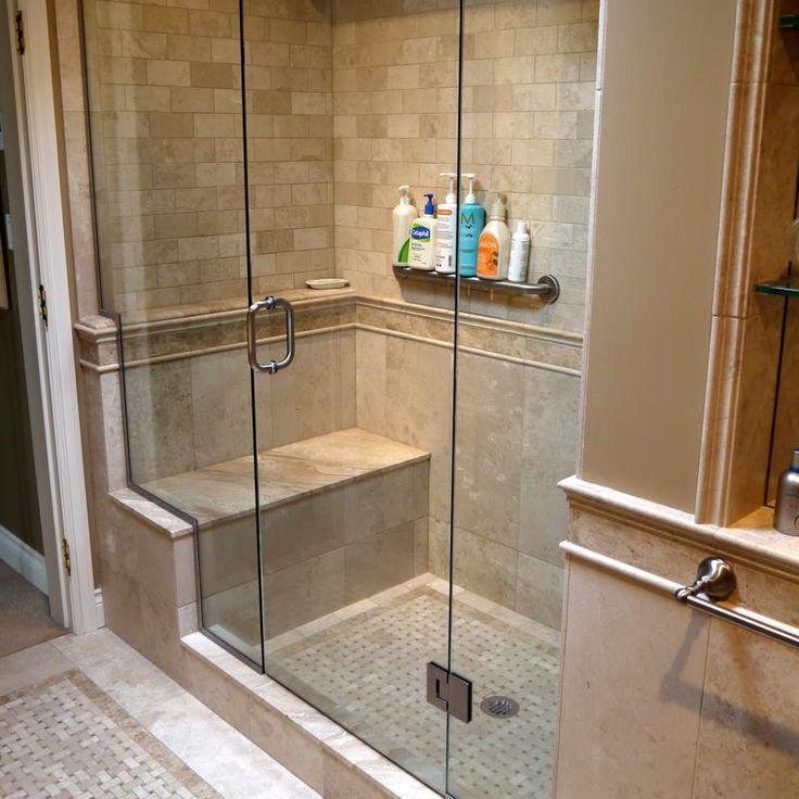 25+ Best Ideas about Shower Tile Designs on Pinterest