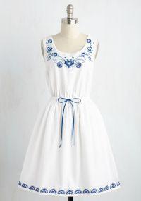 25+ best ideas about White cotton dresses on Pinterest ...