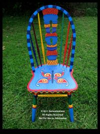 1000+ ideas about Whimsical Painted Furniture on Pinterest
