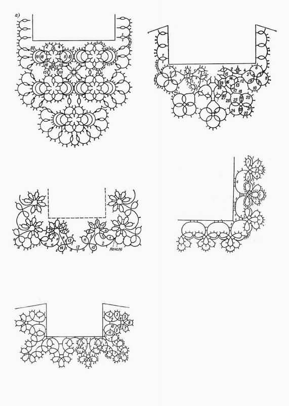 17 Best images about Tatting Patterns on Pinterest
