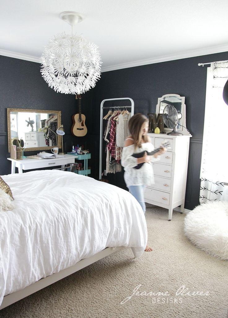 25 best ideas about Teen Girl Bedrooms on Pinterest