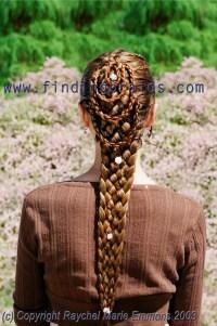 297 best images about Braids- Renaissance Hair on ...