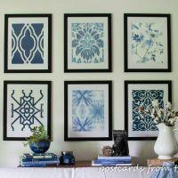 Best 25+ Scrapbook wall art ideas on Pinterest | Fabric ...