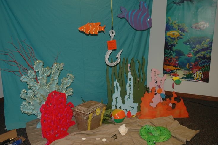 17 Best Images About Sontreasure Island Vbs 2014 On