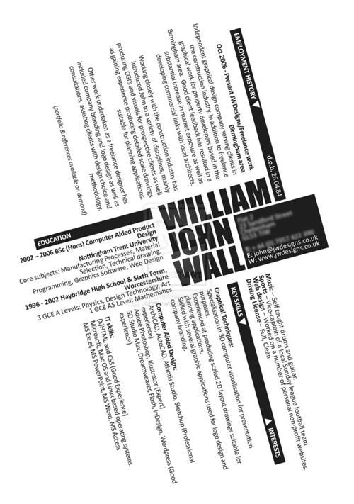 32 Best images about Resume and Newsletter Creative Looks