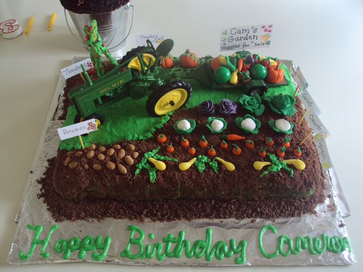 17 Best Ideas About Vegetable Garden Cake On Pinterest Garden