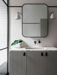 Best 25+ Black framed mirror ideas on Pinterest
