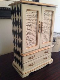 25+ best ideas about Painted boxes on Pinterest | Dump ...