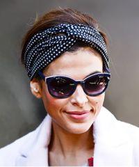 25+ best ideas about Short hair scarves on Pinterest ...