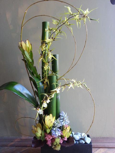 7 best images about sugar cane arrangements on Pinterest  Wedding centrepieces Natural and Blog