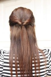 ideas easy hairstyles