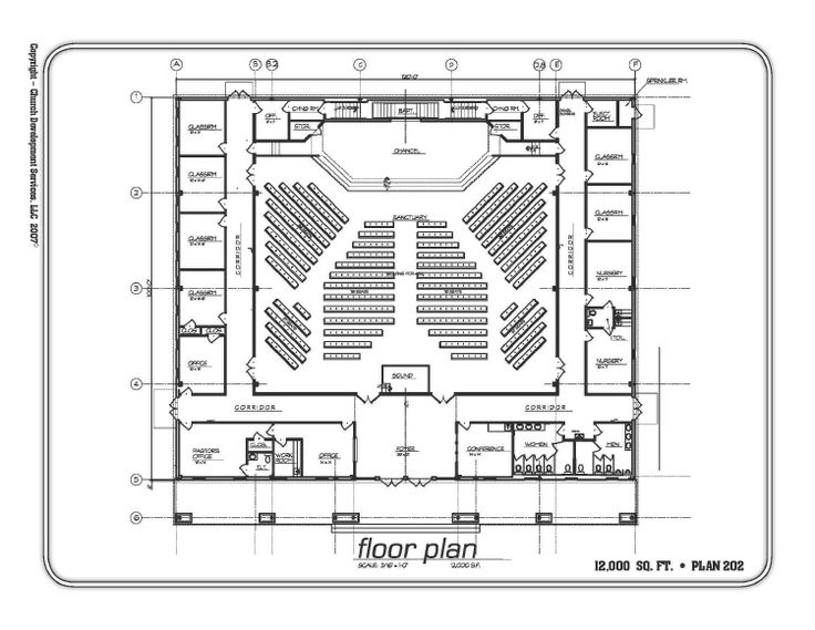 17 best EGLISE PLAN images on Pinterest