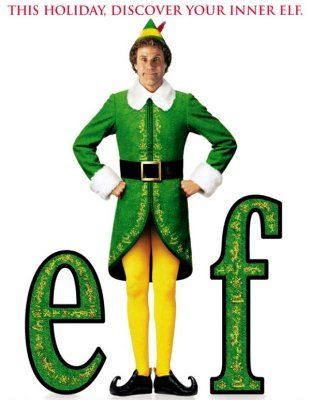 Buddy the Elf, what's your favorite color?