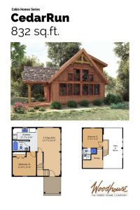 Best 25+ Small cabin plans ideas on Pinterest | Small home ...