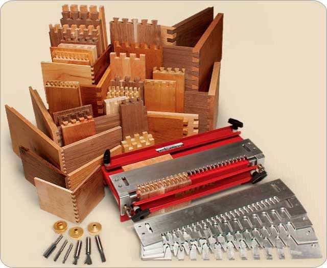 MLCS Master Joinery Set SAVE 56! Includes the MLCS steel Dovetail jig ...