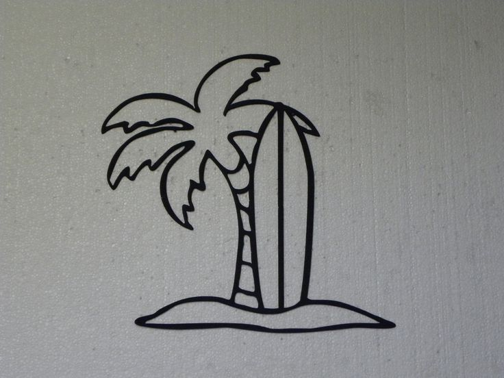 25+ Best Ideas About Palm Tree Tattoos On Pinterest