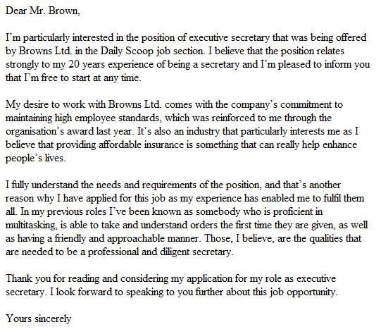 25 Best Ideas about Examples Of Cover Letters on