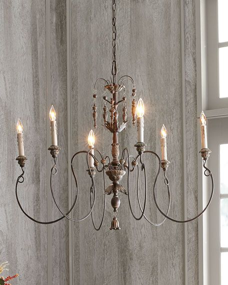 17 Best ideas about French Country Chandelier 2017 on