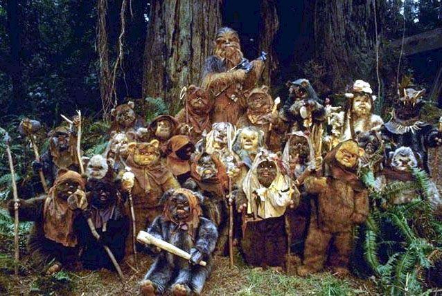 113 best images about ewoks on Pinterest  Star wars helmet Miniature and Plush